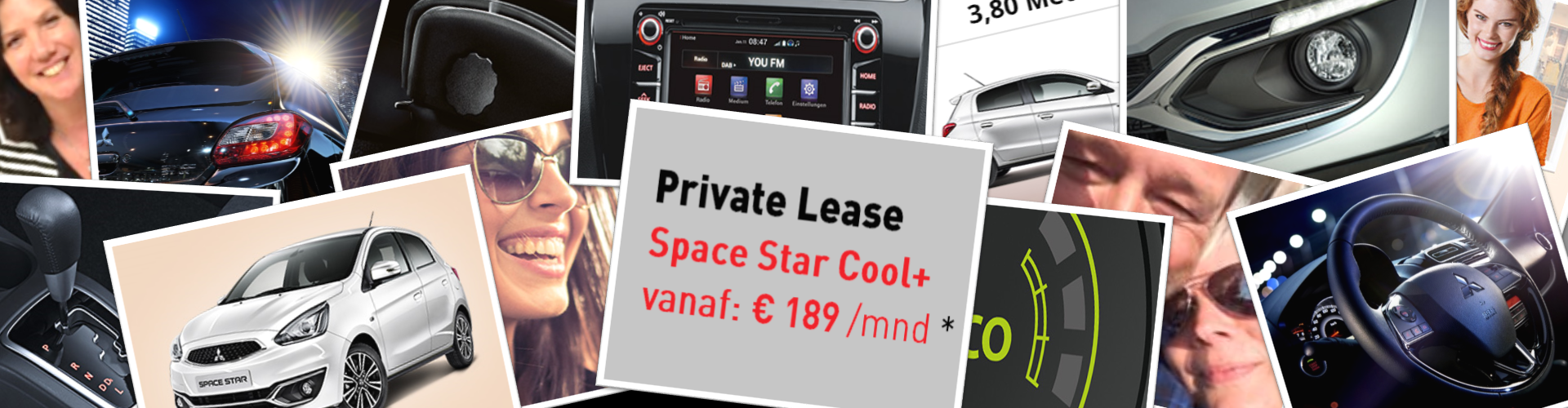 Space Star private lease